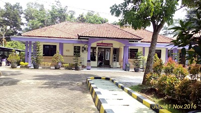 Kantor Kecamatan Jambe, Kab. Tangerang