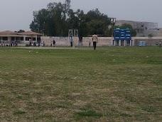 Sargodha National Cricket Stadium
