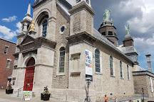 Notre-Dame-de-Bon-Secours Chapel, Montreal, Canada