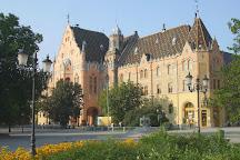 Kecskemet Town Hall, Kecskemet, Hungary