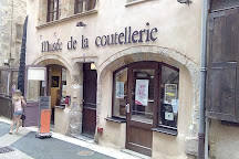 Musee de la Coutellerie, Thiers, France