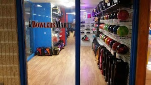BowlersMart Melbourne Pro Shop at Brunswick Harbour Lanes