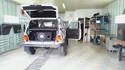 Блюзмобиль, Bluesmobil производственный бокс от магазина., проспект Кирова, дом 25 на фото Пятигорска