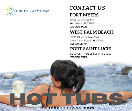 Hot Tub Port Saint Lucie