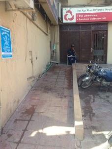 Aga Khan University Hospital Laboratory Specimen Collection Unit hyderabad Doctors Line