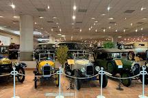 The Private Collection of Antique Cars of H.S.H. Prince Rainier III, Monte-Carlo, Monaco