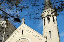Eglise Protestante des Batignolles, Paris, France