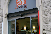 Art Studio Cafe, Rome, Italy