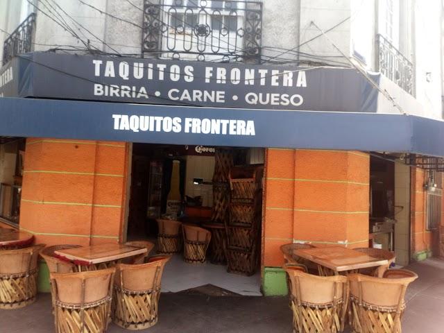 Taquitos Frontera