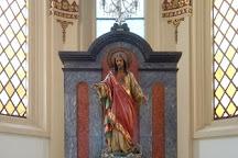 Parroquia Nuestra Senora de Chiquinquira, Bogota, Colombia