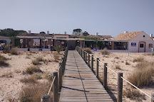 Praia do Barril, Tavira, Portugal