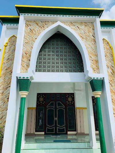 Masjid Besar Riyadhus Sholihin