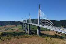 Viaduc de Millau, Millau, France