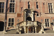 Neptune's Fountain (Fontanna Neptuna), Gdansk, Poland