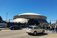Mercedes-Benz Superdome, New Orleans, United States