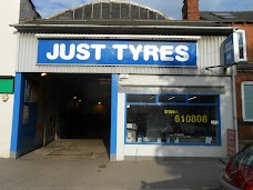 Just Tyres york