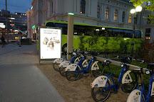 Oslo City Bikes (Bysykkel), Oslo, Norway