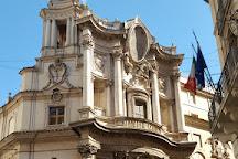 San Carlo alle Quattro Fontane, Rome, Italy