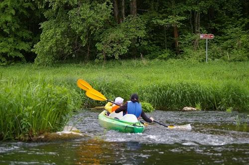 kayaking,