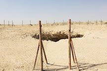 Musfur Sinkhole, Al-Rayyan, Qatar