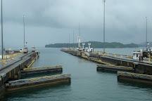 Gatun Locks, Colon, Panama