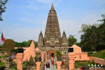 Mahabodhi Temple, Bodh Gaya, India