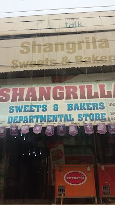 Shangrilla Bakers & Sweets sargodha