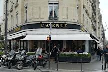 Abercrombie et Fitch, Paris, France