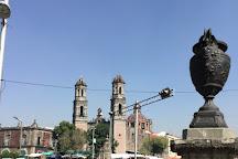 Iglesia de San Hipolito, Mexico City, Mexico