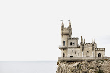 Swallow's Nest, Gaspra, Crimea