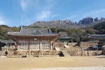 Mihwangsa Temple, Haenam-gun, South Korea