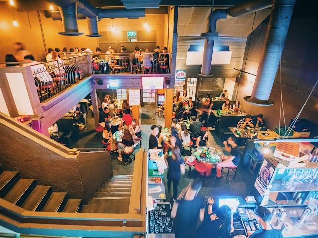 Hongdae Pocha Cafe