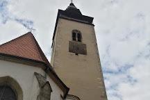 Church of St. James (Kostel sv. Jakuba), Telc, Czech Republic