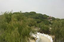 Tai Hu Yuan Tou Zhu Feng Jing Qu, Wuxi, China
