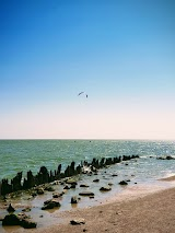 Пляж Ейская Коса