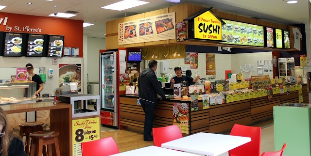 St Pierre's Sushi + Bento Bowl