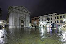 Campo San Barnaba, Venice, Italy