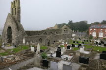St Mary's Abbey, Howth, Ireland