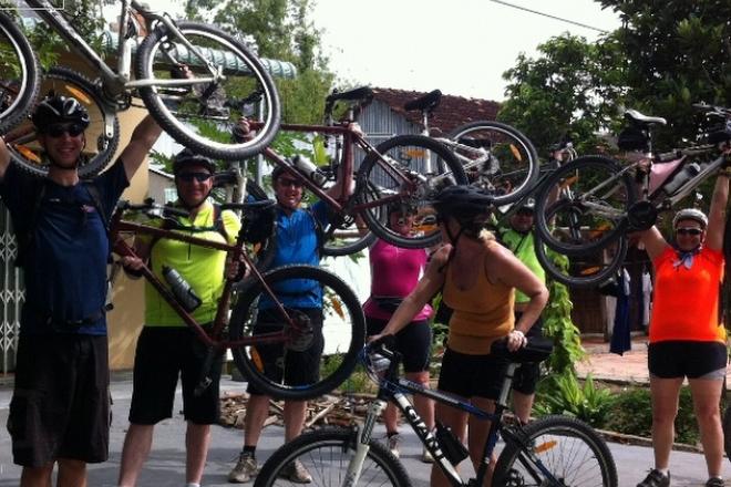 Vietnam Adventure Cycling, Ho Chi Minh City, Vietnam
