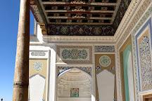 President's Tomb, Samarkand, Uzbekistan