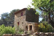Carrières de Bibémus, Aix-en-Provence, France