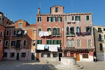 Campo San Stin, Venice, Italy