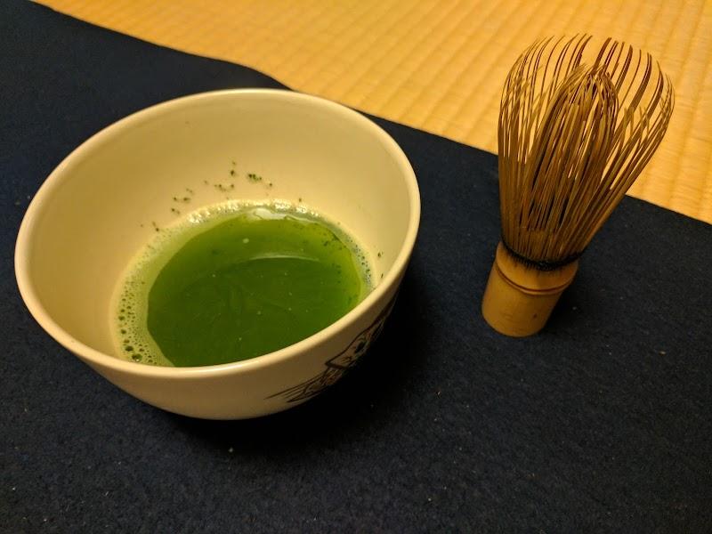 Tea Ceremony Room Ju-An