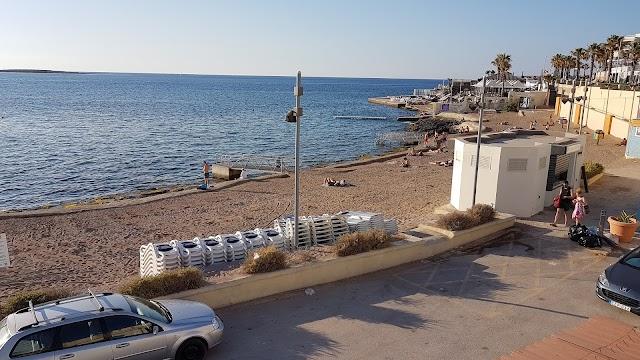 Buġibba Perched Beach