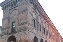 Galleria degli Antichi, Sabbioneta, Italy