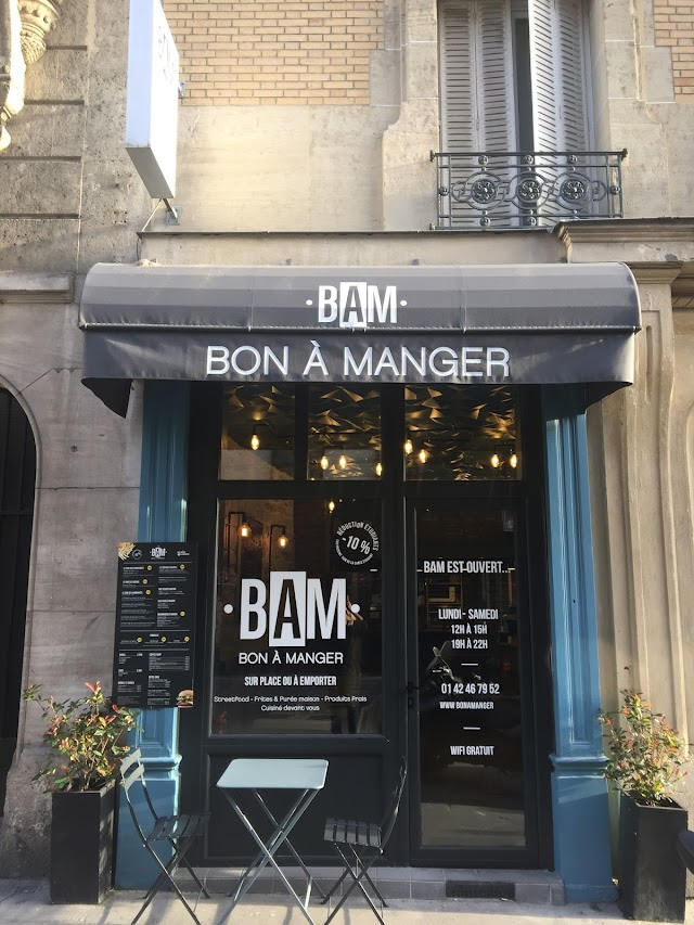 Bam Bon A Manger