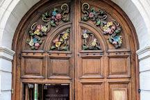 Hertford College, Oxford, United Kingdom
