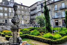 Monasterio de San Martin Pinario, Santiago de Compostela, Spain