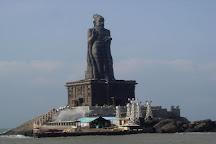 Thiruvalluvar Statue, Kanyakumari, India