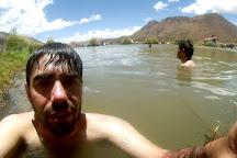 Ojo del Inca, Potosi, Bolivia